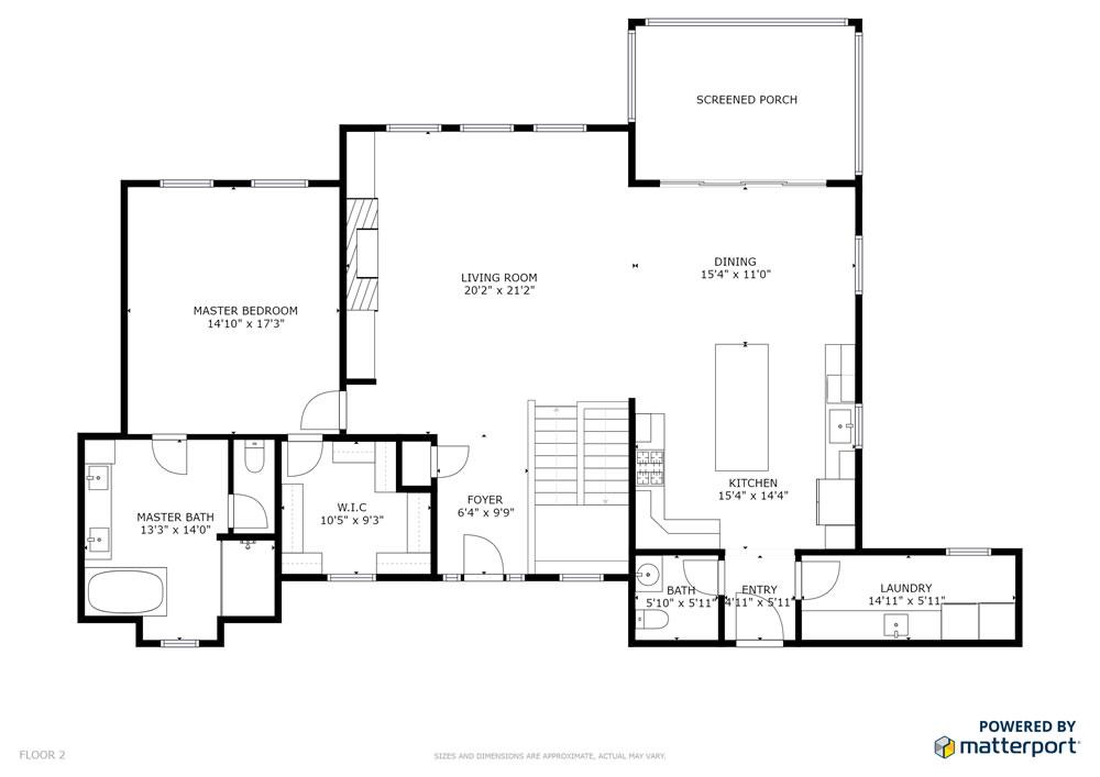165 Waterview Ridge Floor 2