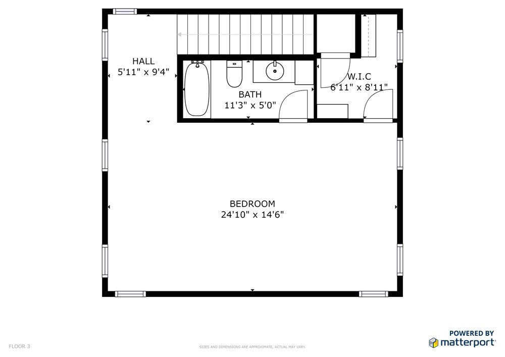 South Majestic Floor Plan 3